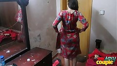 Indian Wife Sonia In Shalwar Suir Strips Naked Hardcore XXX Fuck